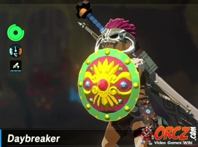 Breath Of The Wild Shields List Orcz Com The Video Games Wiki