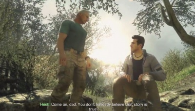 Call Of Duty Ghosts Elias Orcz Com The Video Games Wiki