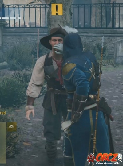 Assassin S Creed Unity Assassination Opportunity Confessions