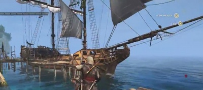 Assassin S Creed Iv Dock The Jackdaw Orcz Com The Video Games Wiki