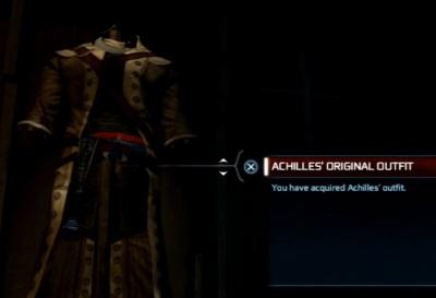 Assassin S Creed Iii Achilles Original Outfit Orcz Com The