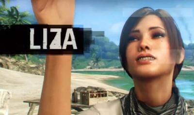 Far Cry 3 Liza Snow Orcz Com The Video Games Wiki