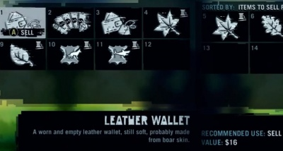 Far Cry 3 Leather Wallet Orcz Com The Video Games Wiki