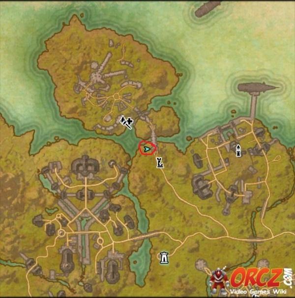 Auridon Treasure Map Vi ESO: Auridon Treasure Map VI   Orcz.com, The Video Games Wiki Auridon Treasure Map Vi