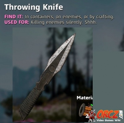 far cry new dawn knife wiki