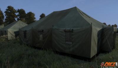 Dayz Military Tent