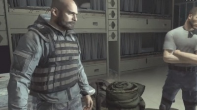 Call Of Duty Ghosts Merrick Orcz Com The Video Games Wiki