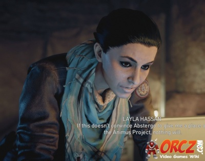 Assassin S Creed Origins Layla Hassan Orcz Com The Video Games