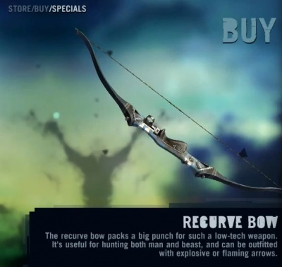 Far Cry 3 Recurve Bow Orcz Com The Video Games Wiki