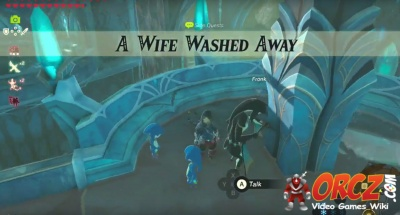 Breath Of The Wild A Wife Washed Away Orcz Com The Video Games Wiki Divine beast vah ruta main quest. breath of the wild a wife washed away