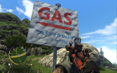 Far Cry 3 Gas Sign Orcz Com The Video Games Wiki