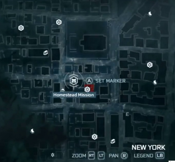 Assassin S Creed Iii Achilles Homestead Mission Manor Mysteries